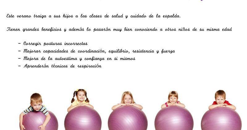 beneficios pilates niños